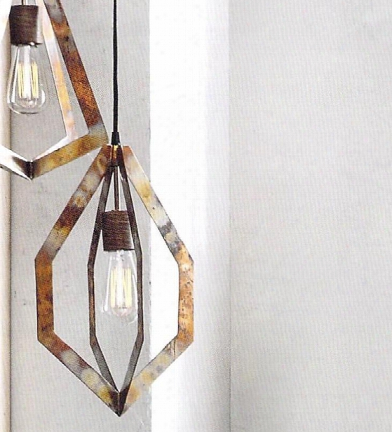 Copper Pendant Lamps