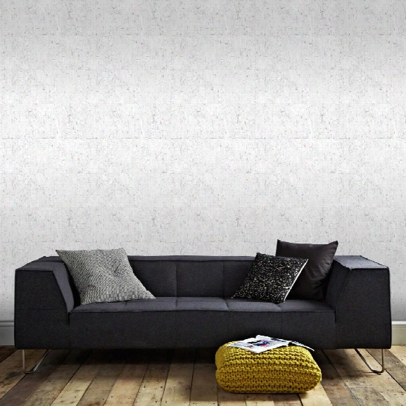 Cork Wallpaper In Light Grey From The Kyoto Collection By Graham & Brown
