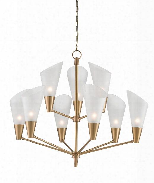 Cornet Chandelier Design By Currey & Company