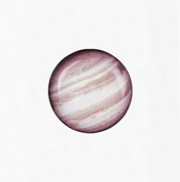 Cosmic Diner Collection - Jupiter Porcelain Plate Design By Seletti