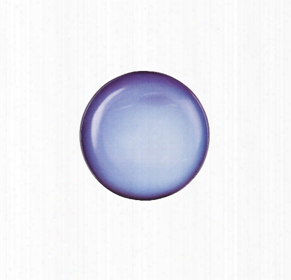 Cosmicc Diner Collection - Neptune Porcelain Plate Design By Seletti