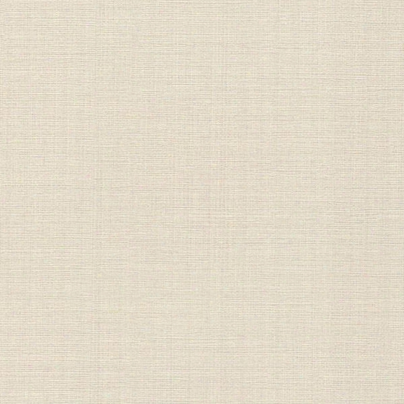 Cotton Beige Texture Wallpaper From The Beyond Basics Collection By Brewster Home Fashions