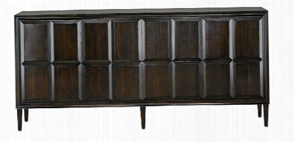 Counterpoint Credenza Design By Currey & Company