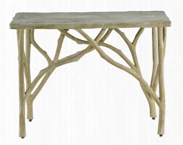 Creekside Console Table Design By Currey & Company
