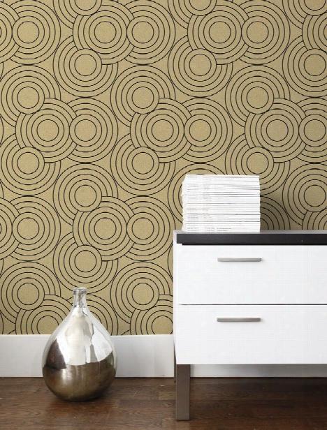 Crop Circles Wallpaper In Eclipse Design By Aimee Wilder