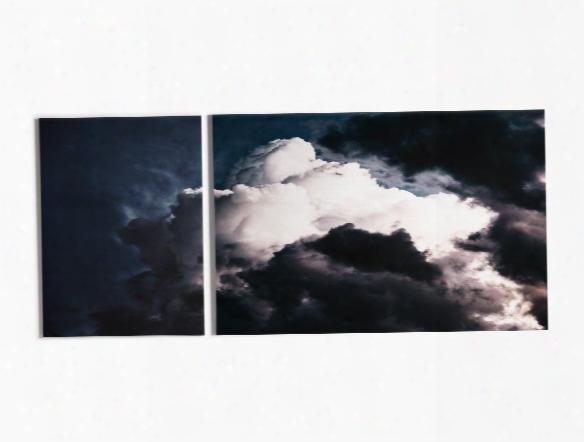 Cumulus Cropped By Bryan Minear Wall Art