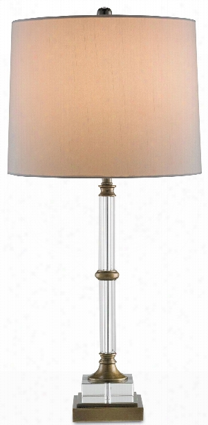 Curio Table Lamp Design By Currey & Company