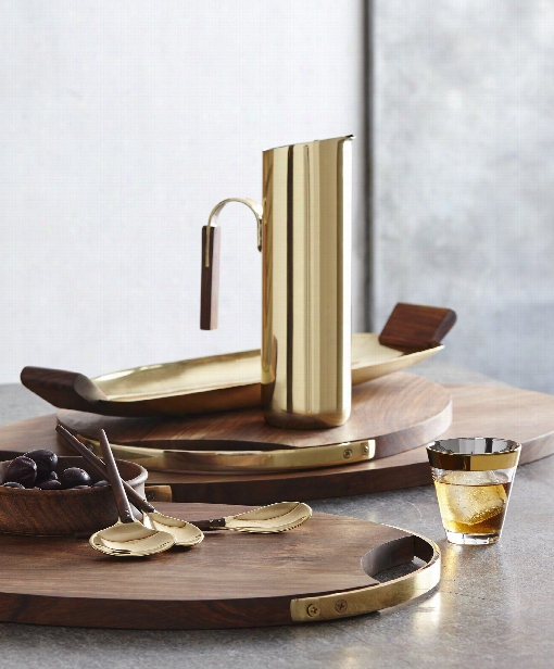 Curvo Serving Boards & Tray By Roost