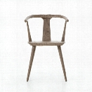 Corrine Dining Chair in Monument Grey Oak