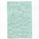 Crystal Aqua & Ivory Indoor/Outdoor Rug design by Dash & Albert