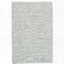 Crystal Swedish Blue & Ivory Indoor/Outdoor Rug design by Dash & Albert