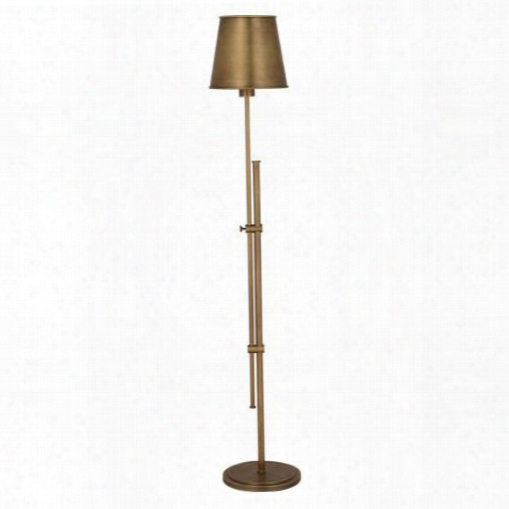 Aiden Double Pump Floor Table Lamp Design By Jonathan Adler