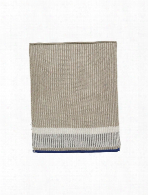 Akin Knitted Dish Cloth In Beige Design By Ferm Living