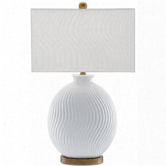 Alcazar Table Lamp Design By Currey & Company