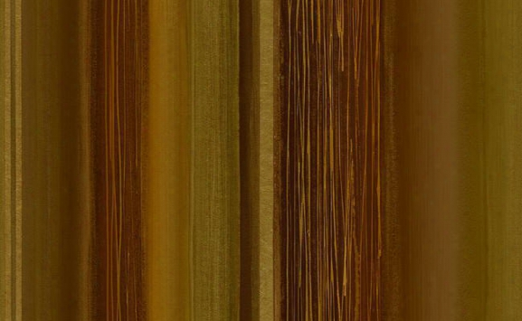 Alexander Striped Wallpaper In Browns And Metallic Design By Carl Robinson