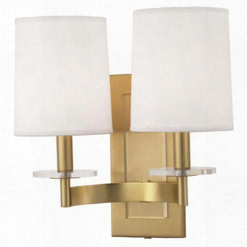 Alice Double Wall Sconce Design By Jonathan Adler