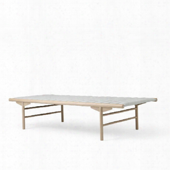 Align Daybed In Natural Oak W/ Hallingdal 65 Fabric Design By Menu