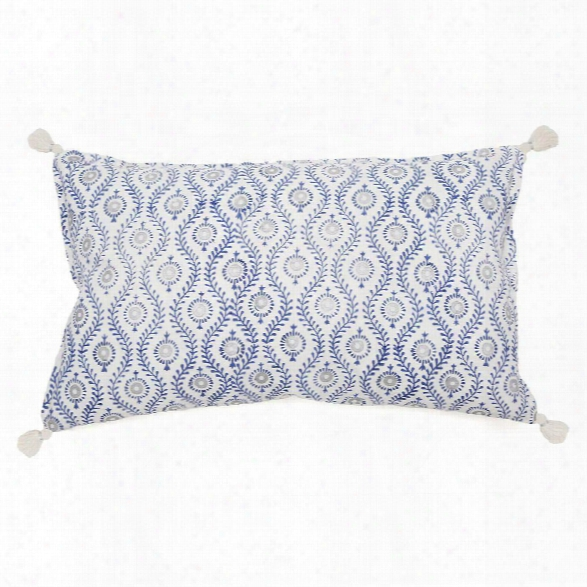 Dali Hand Blocked Pillow Design By Pom Pom At Home