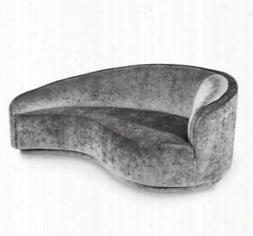 Dana Right Arm Chaise Gray Design By Interlude Home