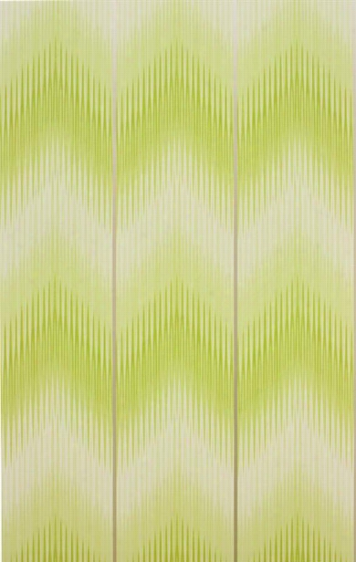 Danzon Wallpaper In Lime By Matthew Williamson For Osborne & Little