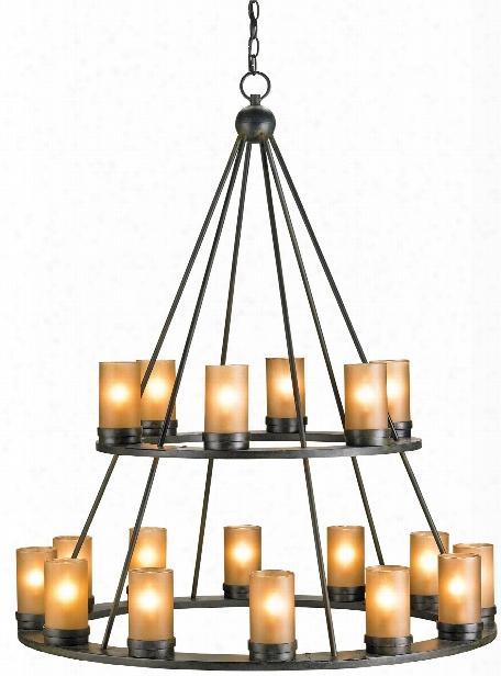 Darden Chandelier Design By Currey & Company