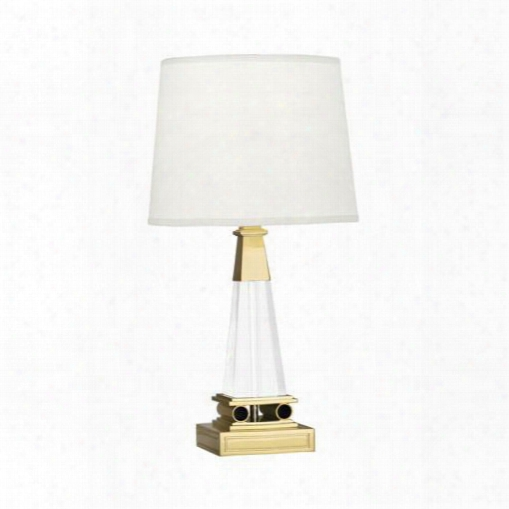 Darius Table Lamp In Brass Design By Jonathan Adler