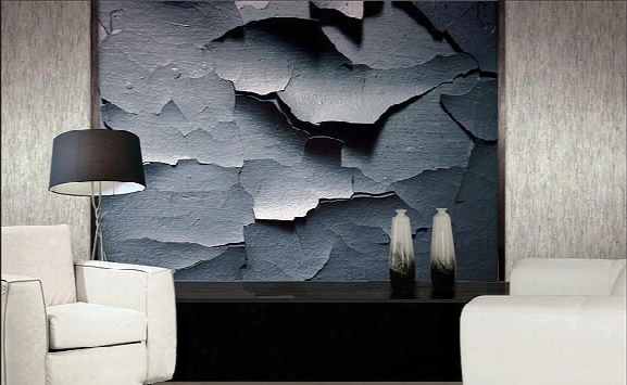 Daventry Abstract Wall Mural Design By Carl Robinson