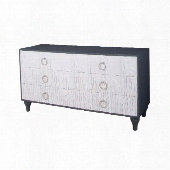 Deco Fern 6 Drawer Chest Design By Lazy Susan