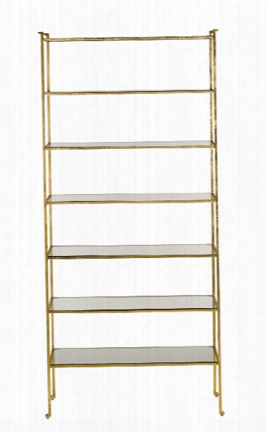 Delano Etagere, Tall Design By Currey & Company
