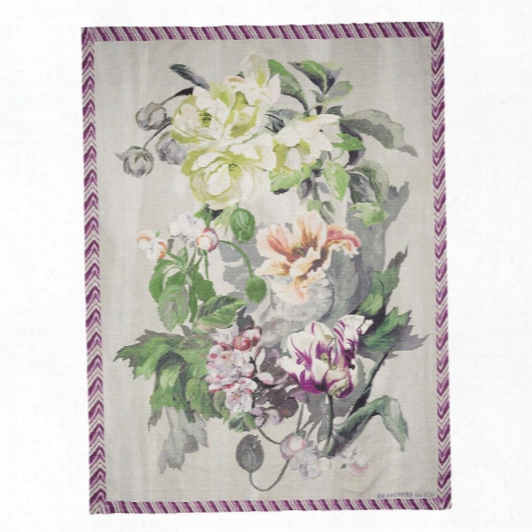 Delft Flower Tuberose Throw Design By Designers Guild