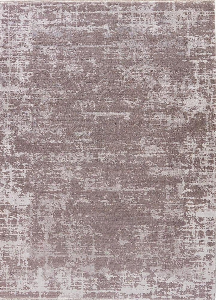 Denisli Rug In Moon Beam & Flint Grey Design By Jaipur