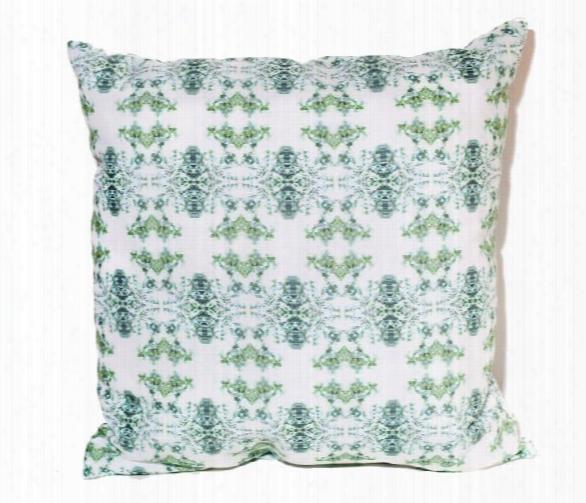 Digitrellis Throw Pillow Designed By Elise Flashman