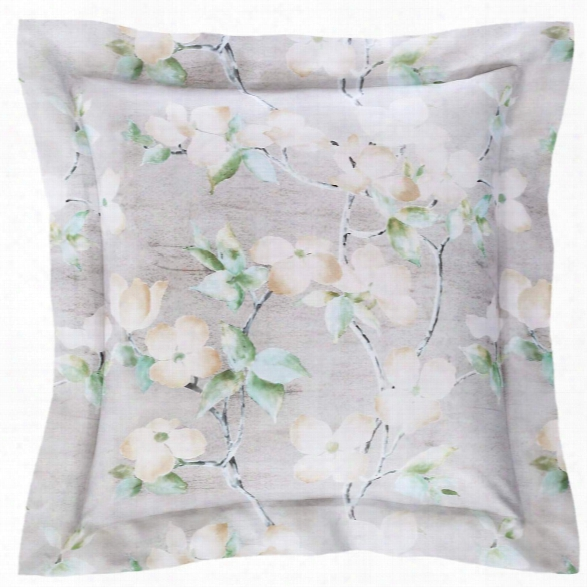 Dogwood Zinc Pillowsham Design By Luxe