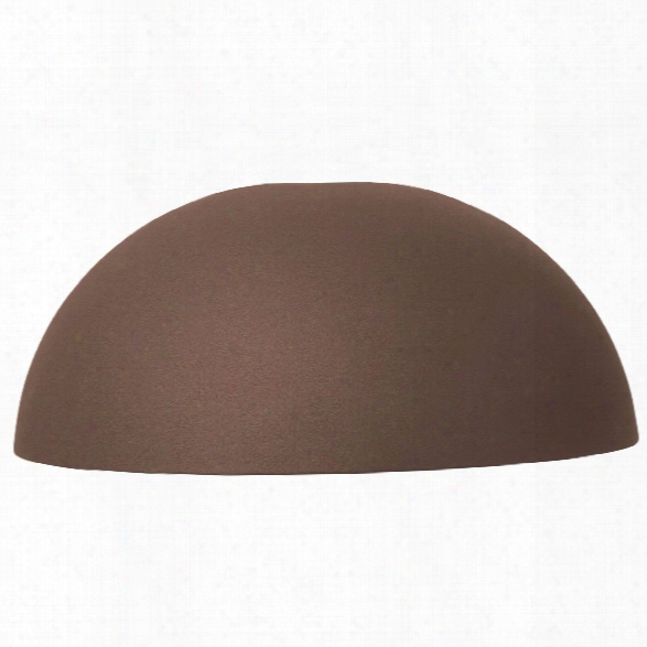 Dome Shade In Red Brown Design By Ferm Living