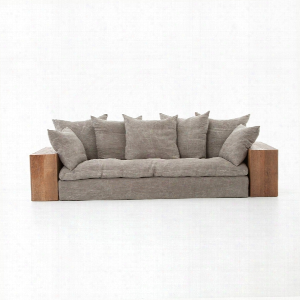 Dorset Sofa In Various Materials