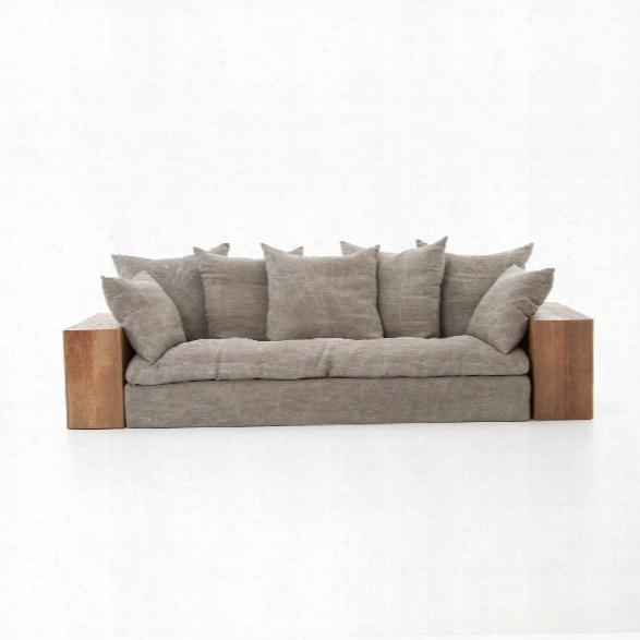 Dorset Sofa In Various Materials