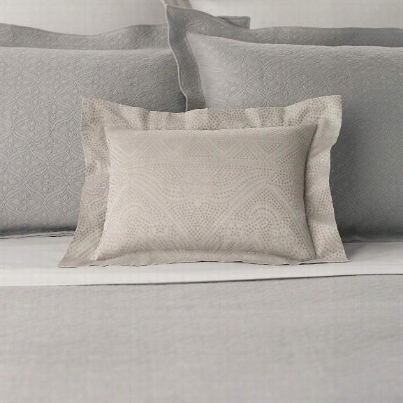 Dots Zinc Decorative Pillow Design By Luxe