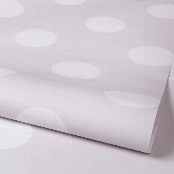 Dotty Wallpaper In Grey From The Kids Collection By Graham & Brown