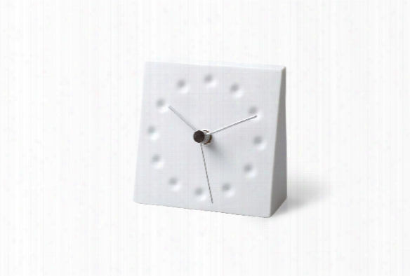 Drops Draw The Existence Table Clock Design By Lemnos