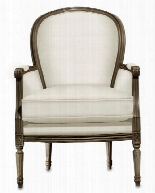 Dubarry Chair By Currey & Co.