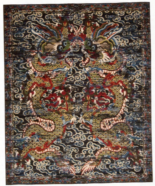 Dynasty Rug In Midnight Design By Barclay Butera Lifestyle