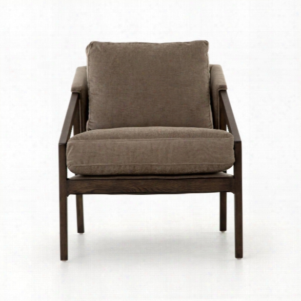 Earl Occsional Chair In Silver Sage