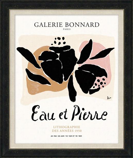 Eau Et Pierre Poster Wall Art Design By Kate Spade