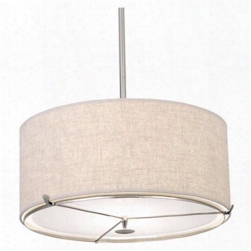 Edwin Collection Pendant In Polished Nickel Design By Jonathan Adler
