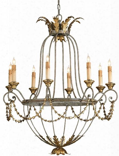 Elegance Chandelier Design By Currey & Company