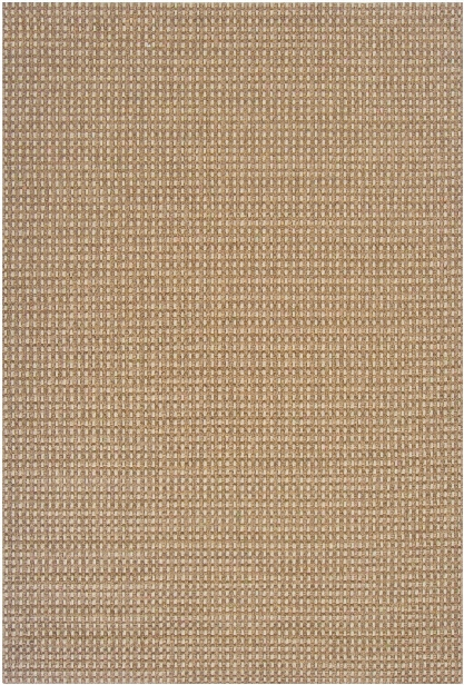 Elements Outdoor Rug In Cream & Beige Design By Candice Olson