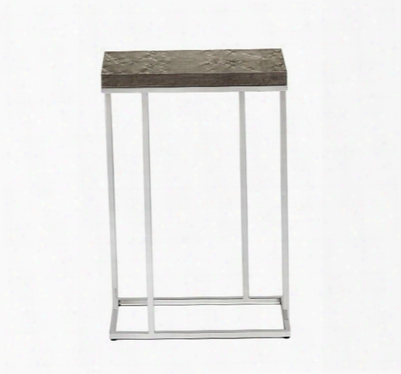 Elijah Rectangular Drink Table In Maple Design By Interlude Home