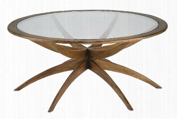 Ellen Coffee Table Design By Currey & Company