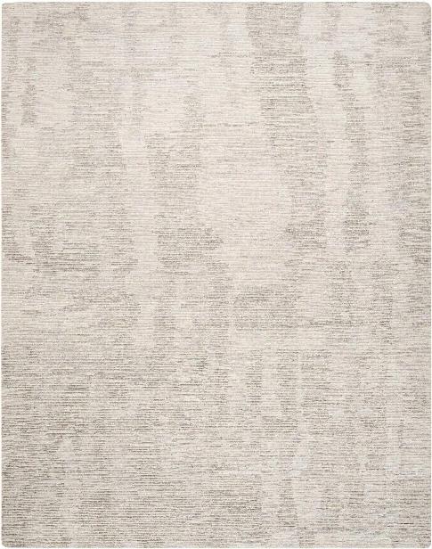 Ellora Ivory/grey Area Rug Design By Nourison