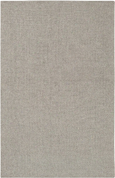Ember Outdoor Rug In Light Grey Design By Surya